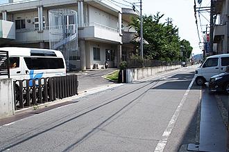 花王橋停留所からのアクセス